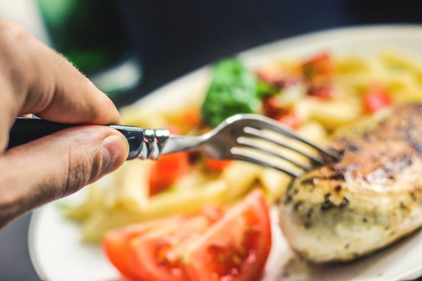 Dobrze skomponowana dieta to klucz do sukcesu w odchudzaniu....