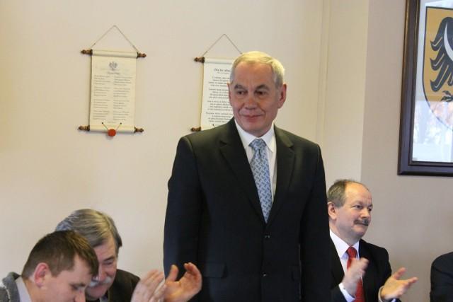 Andrzej Michta przez ostatnie dwa lata był członkiem zarządu powiatu namysłowskiego.