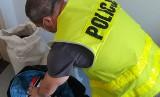 Policjanci z Inowrocławia przechwycili ponad siedem tysięcy papierosów bez polskiej akcyzy