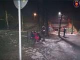 Straż miejska złapała kolejnych wandali niszczących tęczowe ławki w Kielcach. Zarejestrowały ich kamery [WIDEO]