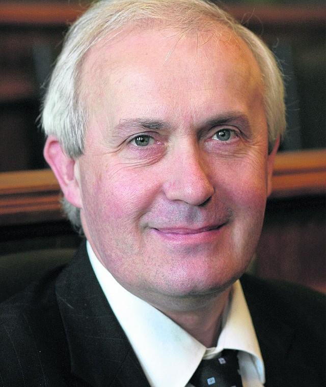 Prof. Jan Lubiński genetyk, kierownik Międzynarodowego Centrum Nowotworów Dziedzicznych w Szczecinie