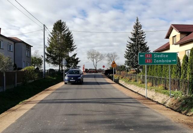 Zakończono odbudowę drogi  powiatowej nr 2601W w miejscowościach: Grodzisk-Ołdaki i Ołdaki-Polonia