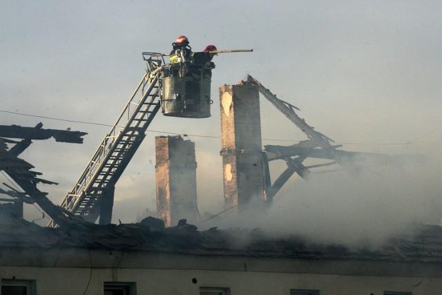 Najwięcej z 25 tys. pożarów budynków jedno- i wielorodzinnych odnotowanych w 2015 roku było spowodowanych nieprawidłową eksploatacją urządzeń na paliwa stałe, elektryczne i gazowe