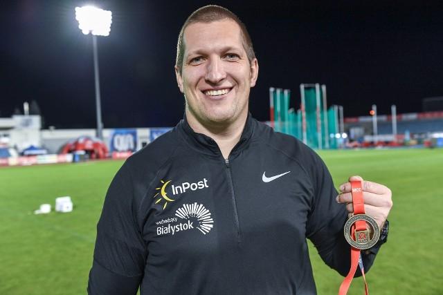 Wojciech Nowicki najpewniej z Pawłem Fajdkiem będzie walczyl o olimpijskie złoto w Tokio