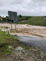 Liczą straty po nawałnicach i gradobiciu w Sułoszowej. Komisja uznała szkody rolników