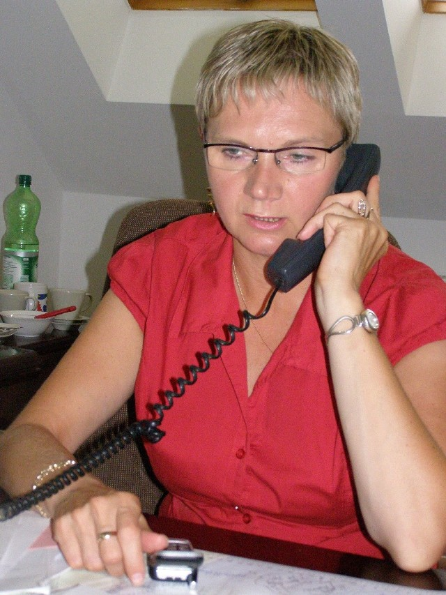 Hanna Zmuda nie wytoczy procesu związkowcowi