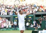 """Wimbledon. """"Fedal War"""" odcinek 40. Roger Federer i Rafael Nadal zagrają o finał. Awansowały już do niego Serena Williams i Simona Halep"""