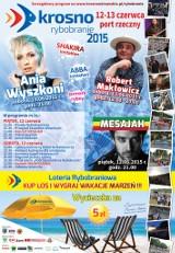 Rybobranie w Krośnie Odrz. z Wyszkoni, Makłowiczem i Mesajah (program imprezy)
