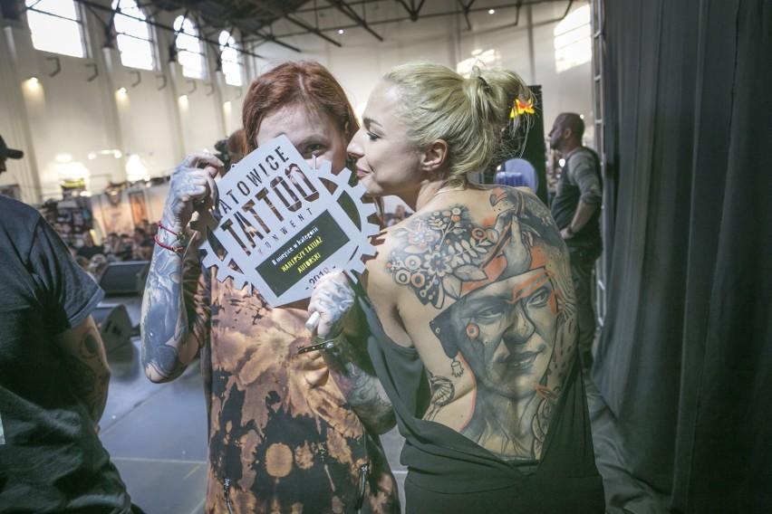 Tattoo Konwent 2018 W Katowicach Zdjęcia Galeria Szyb Wilson