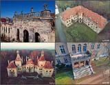 Dworki i pałace wokół Wrocławia. Pomysły na wycieczkę i spacer z historią w tle (FANTASTYCZNE UJĘCIA Z DRONA)