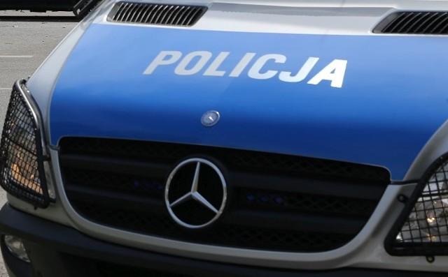 29-latek sam zgłosił się na policję.