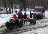 Tragedia w Beskidach. Zaginiony turysta nie żyje. Jego ciało odnaleźli ratownicy GOPR na stoku Palenicy