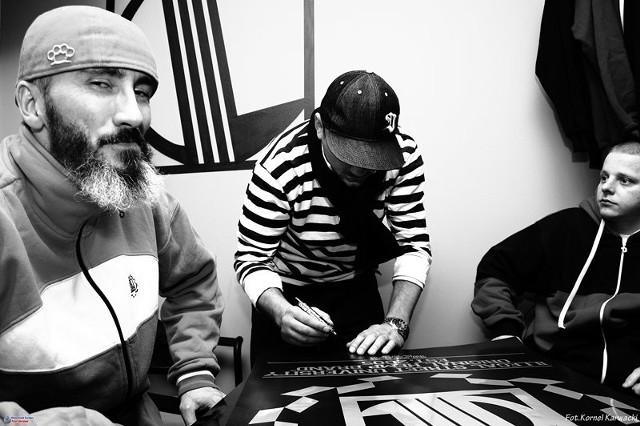 Wizyta zespołu Hemp Gru będzie miała dwie odsłony: spotkanie z muzykami w Hemp Shopie i koncert w klubie Herkulesy.