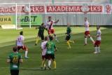 ŁKS - GKS Jastrzębie 1962 Zdrój 1:1. Kompromitujący remis ełkaesiaków na stadionie przy al. Unii