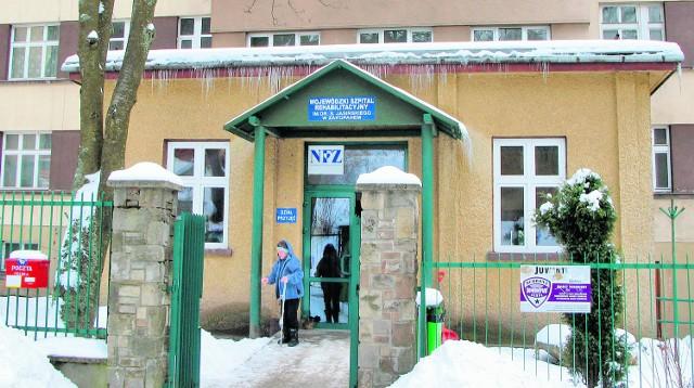 Czy szpital rehabilitacyjny na Ciągłówce czekają w najbliższym czasie poważne zmiany?