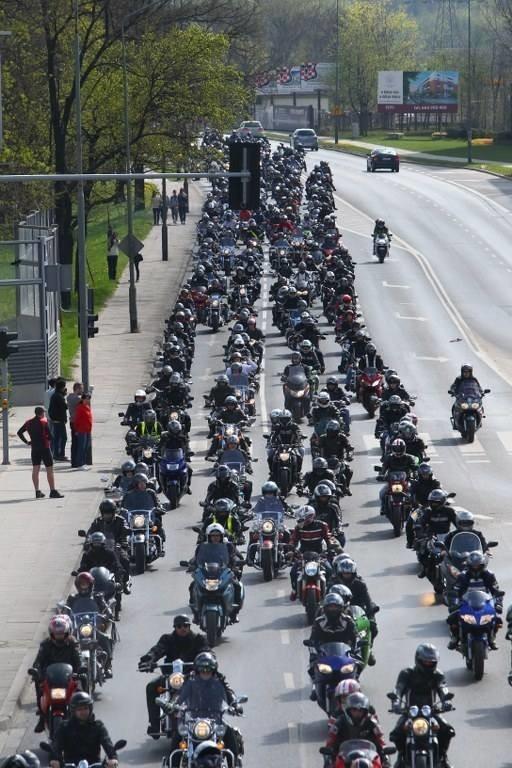 W sobotę w Poznaniu rozpocznie się nowy sezon motocyklowy