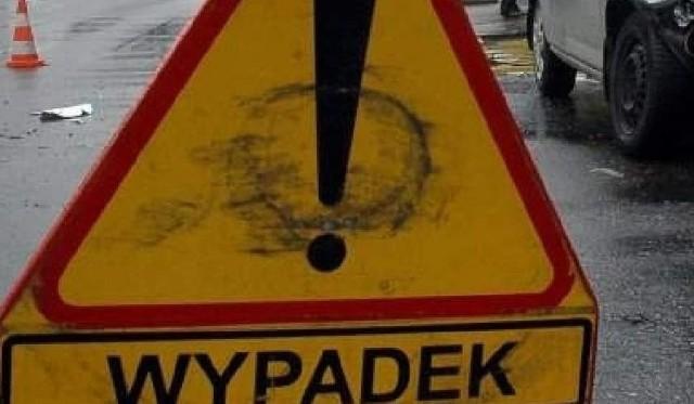 Wypadek w miejscowości Krasne