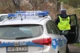 Wypadek koło Świdnicy. Zderzyły się ciężarówka i samochód osobowy