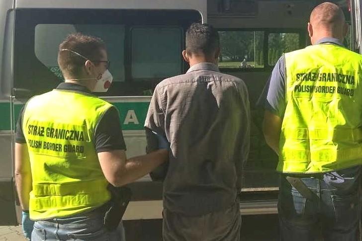 Dwóch nielegalnych imigrantów z Afganistanu zatrzymano w okolicach Pilzna.