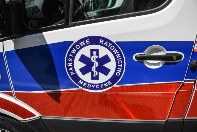 13-latka z podejrzeniem oparzenia środkiem żrącym trafiła do szpitala w Łomży, skąd przewieziono ją do Dziecięcego Szpitala Klinicznego w Białymstoku.