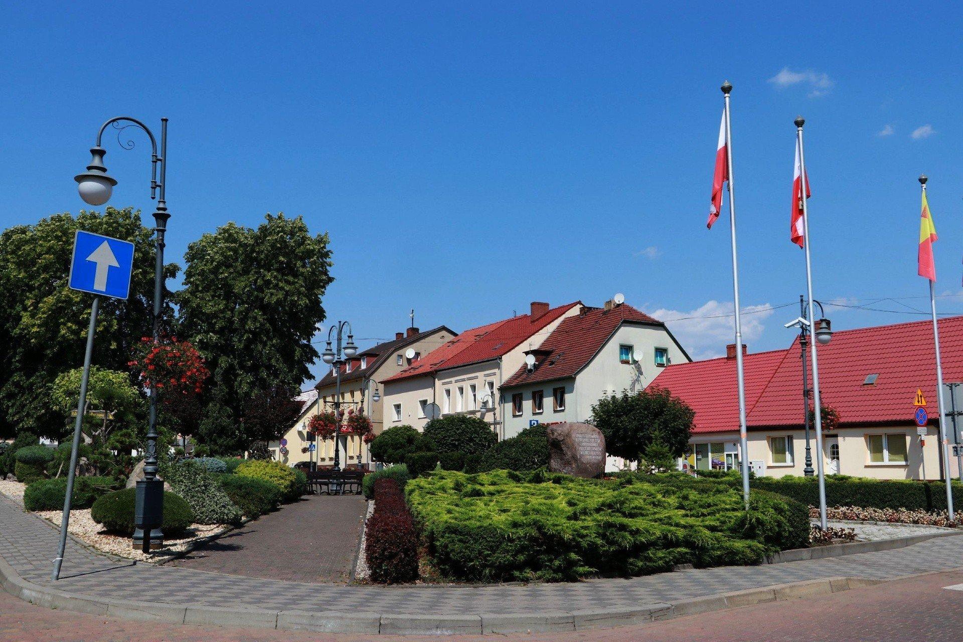 Willa 12 R - Pszczew, w Pszczewie (ul. Dormowska 13)