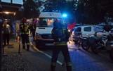 Wybuch w bloku w Tychach [ZDJĘCIA] Poparzona kobieta w poważnym stanie