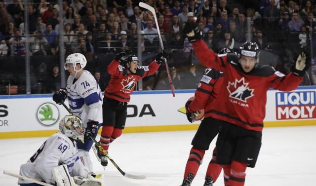 Kanadyjczycy grupowe zmagania zakończą meczem z Finlandią