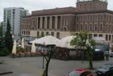 Dąbrowa Górnicza: marnie z ogródkami letnimi, tylko jeden na placu Wolności