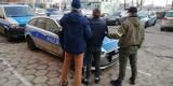 Zbieg z zakładu karnego zatrzymany po pościgu w Łodzi. Uciekając bmw przed policją rozbił dwa inne auta