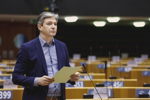 Europoseł Adam Jarubas