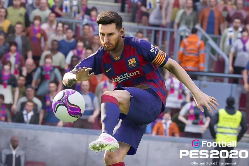 PES 2020 przeceniony w PS Store