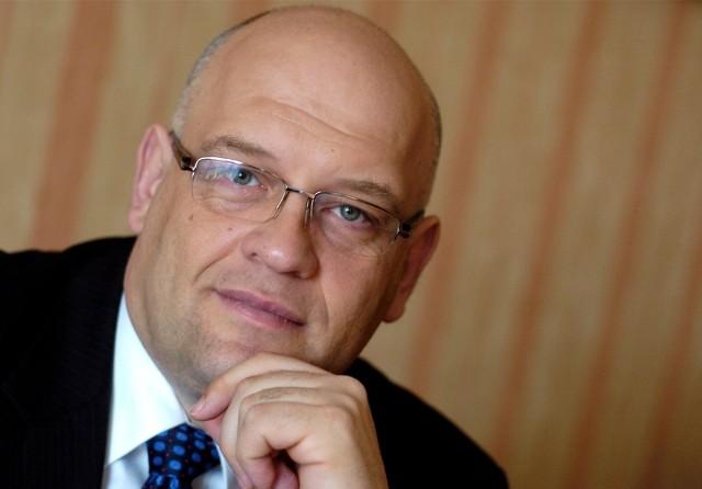 Maciej Dobrzyniecki, kanclerz Loży Gdańskiej Business Centre Club