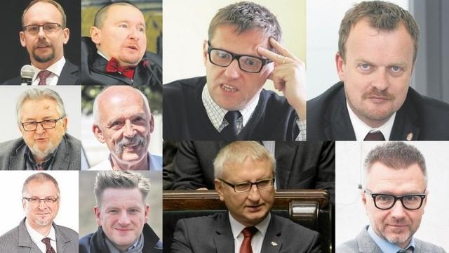 """To już 6. edycja rankingu 10 głośnych ludzi województwa śląskiego. Wśród regionalnych figur, których słowa coś znaczą, są nie tylko politycy. Zestawienie otwiera poważny naukowiec. Ale są i tacy, którym na drugie imię """"skandal""""."""