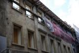 Kraków. Przy przebudowie Hotelu Saskiego wyburzono ścianę bez uzgodnienia. Będzie kara [AKTUALIZACJA]