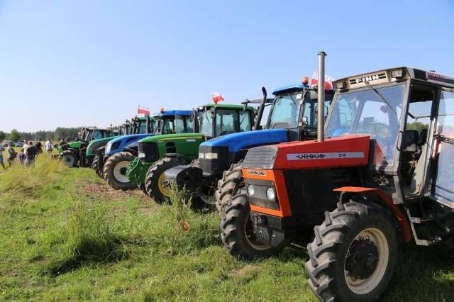 Rolnicy zapowiadają blokadę DK 19