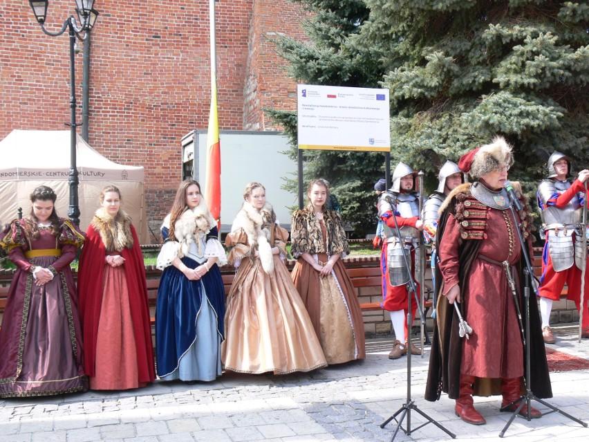 Gospodarzami Jarmarku będą między innymi rycerze z Chorągwi Sandomierskiej.