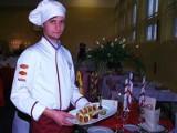 Pracował w paryskiej kuchni słynnego Gordona Ramsaya