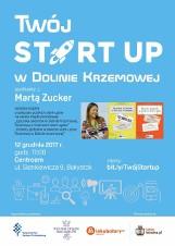 Głos z Krzemowej Doliny. Spotkanie z Martą Zucker w Bialymstoku