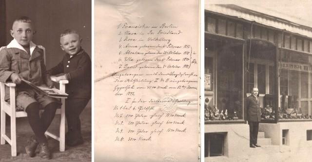 Stare dokumenty i fotografie znaleziono pod podłogą remontowanego budynku w Sławnie. Zobacz >>>