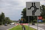 Rondo na Jasnogórskiej w końcu z dwoma pasami. Kierowcy czekali na to ponad cztery miesiące