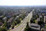 Z dachu Żylety w Sosnowcu widać całe Zagłębie. To Wydział Nauk Przyrodniczych Uniwersytetu Śląskiego? Zobaczcie zdjęcia