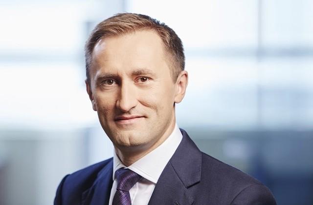 Waldemar Wołos, dyrektor Departamentu Rozwoju Nowych Produktów Union Investment TFI