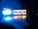 Śmiertelny wypadek na trasie Wysokie Mazowieckie - Brzóski Brzezińskie. 18-letni kierowca uciekał przed policją. Zginął 19-letni pasażer