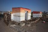 Zaczął się pierwszy etap przebudowy stadionu Gryfa Słupsk (wideo, zdjęcia)