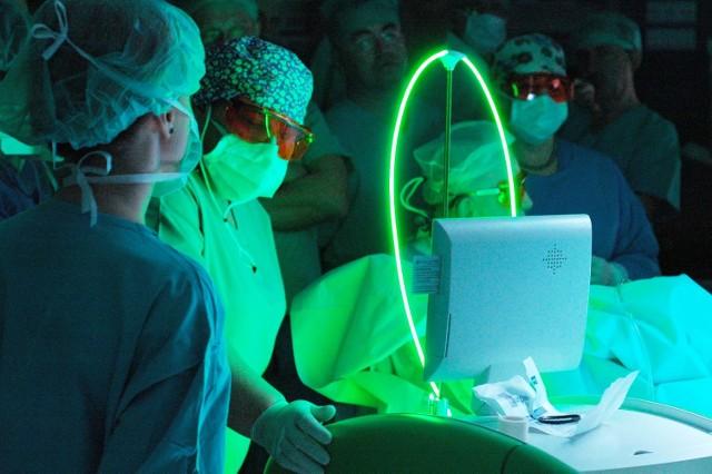 prostata zielony laser cena