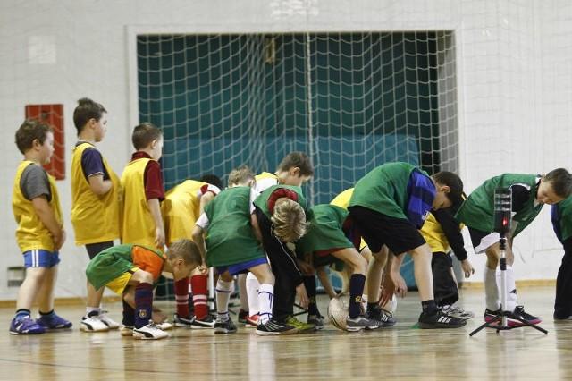 Zajęcia CC to nie tylko piłkarskie zajęcia, ale również świetna zabawa dla najmłodszych.
