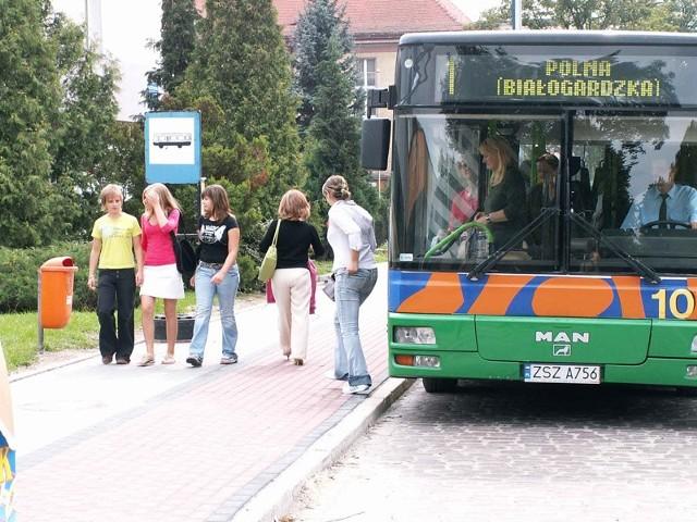 Do autobusu będzie można zabrać większą niż do tej pory torbę bez konieczności kupowania dodatkowego biletu.