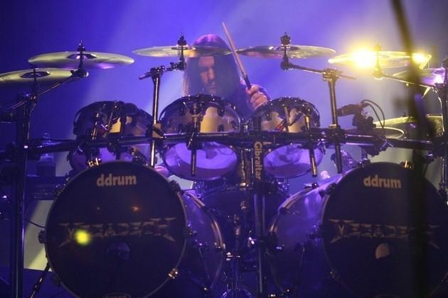 Zdjęcie z ostatniego koncertu Slayera w Łodzi - z 2011 r.