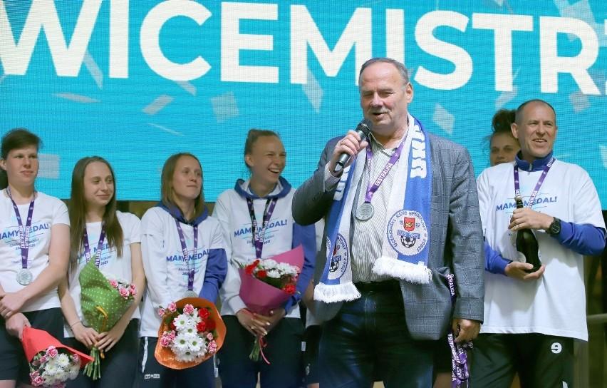 Futbol kobiet.  To będzie ekscytujący finał Pucharu Polski. Gra TME UKS SMS
