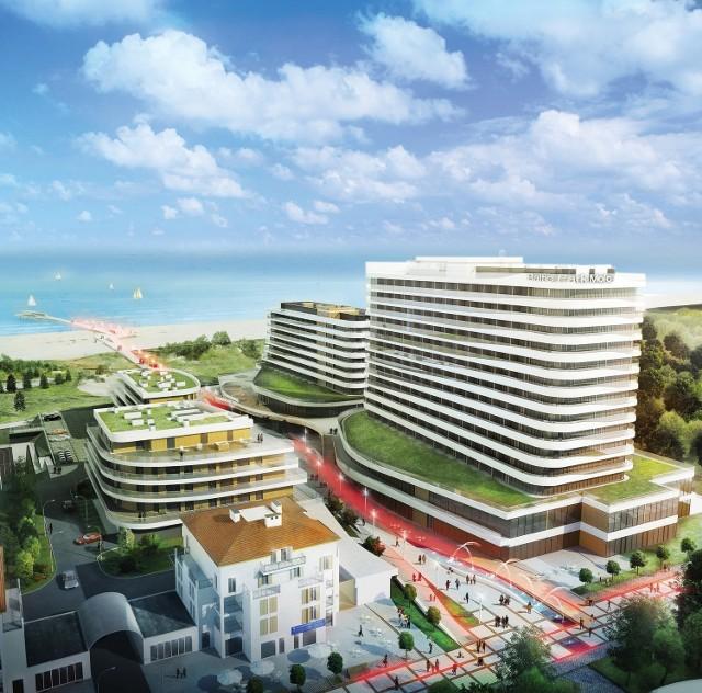 Wybrzeże: W kurotach sporo budująBaltic Park Molo: Koszt realizacji I etapu Baltic Park Molo, który zgodnie z umową unijną zakończy się już do 2015, wyniesie ponad 200 mln zł.